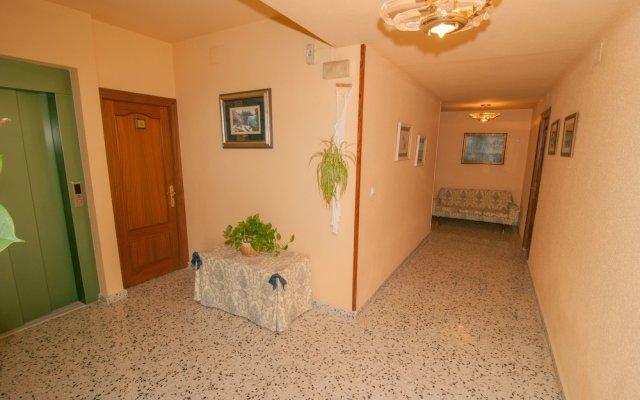 Отель Costa de Ajo Испания, Лианьо - отзывы, цены и фото номеров - забронировать отель Costa de Ajo онлайн интерьер отеля