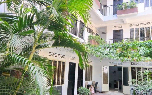Отель Nha Trang Inn вид на фасад