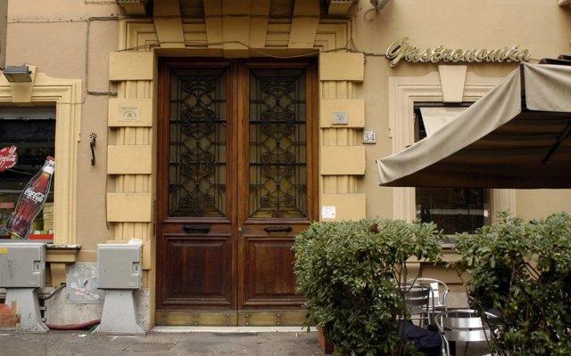 Отель Vatican Holiday вид на фасад