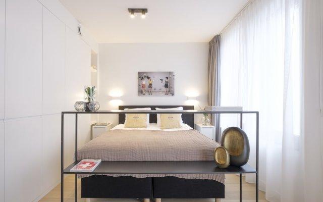 Отель Minimalist Vibes Брюссель комната для гостей
