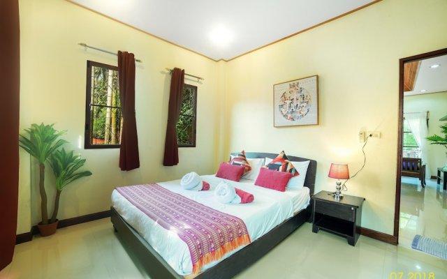 Отель Ko Beauty Pool Villa комната для гостей