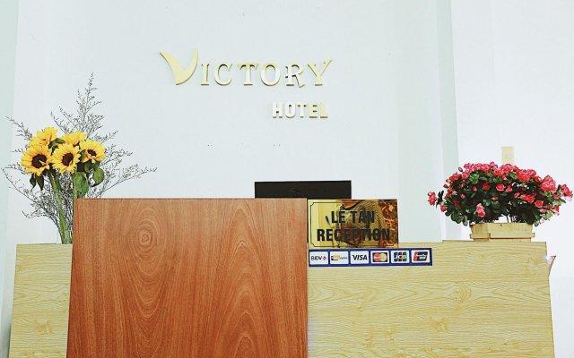Victory Hotel Нячанг вид на фасад