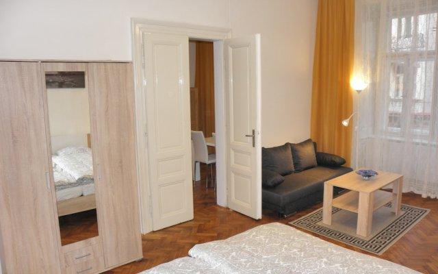 Отель Prague Historical City Center комната для гостей