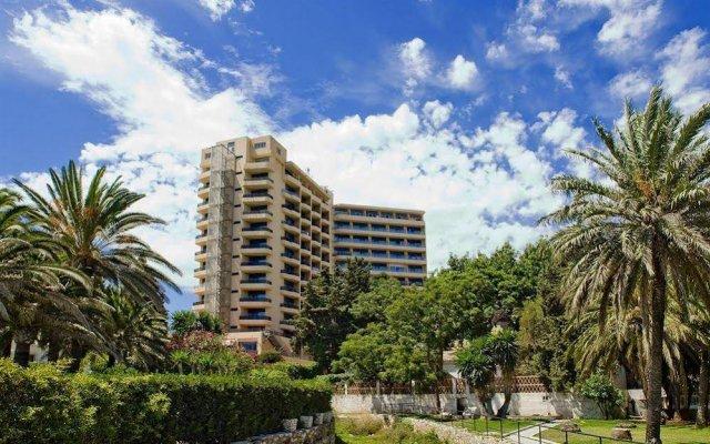 Отель Hi! Gardenia Park Hotel Испания, Фуэнхирола - отзывы, цены и фото номеров - забронировать отель Hi! Gardenia Park Hotel онлайн вид на фасад