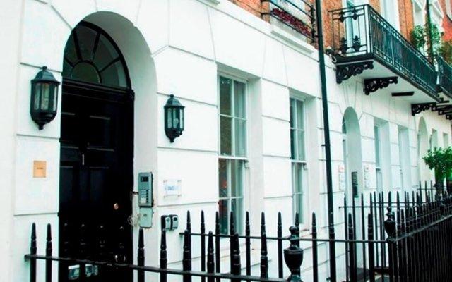 Отель Snet Hospitality Marylebone вид на фасад