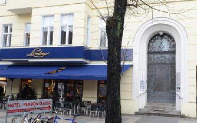 Отель Pension Classic Германия, Берлин - отзывы, цены и фото номеров - забронировать отель Pension Classic онлайн вид на фасад
