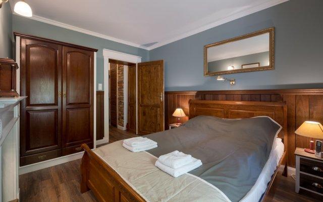 Апартаменты Old House Apartments Poznań Познань комната для гостей