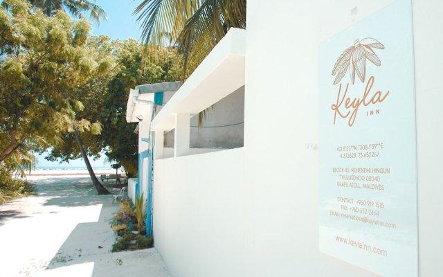 Отель Keyla Inn Остров Гасфинолу вид на фасад