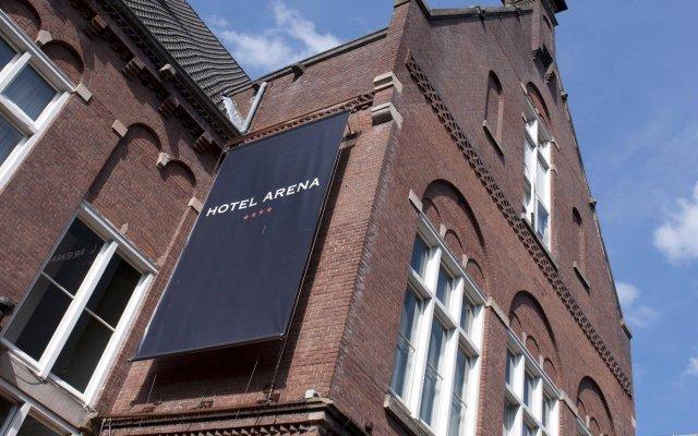 Отель Arena Нидерланды, Амстердам - 10 отзывов об отеле, цены и фото номеров - забронировать отель Arena онлайн вид на фасад