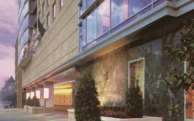 Отель The Ritz-Carlton, Washington, D.C. вид на фасад