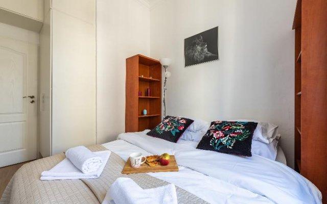 Отель P&O Miodowa 5 Варшава комната для гостей