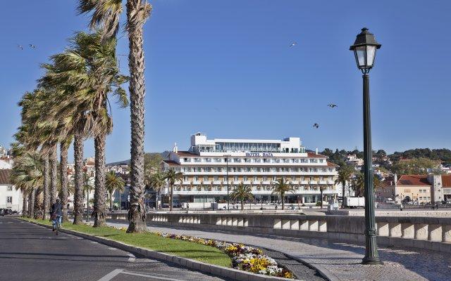 Hotel Baia вид на фасад