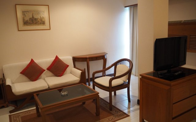 Отель Marika Residence Паттайя комната для гостей