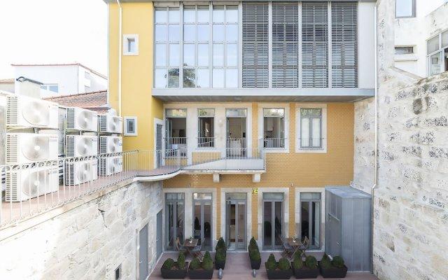 Апартаменты BO - Santa Catarina Luxury Apartments - Adults Only вид на фасад