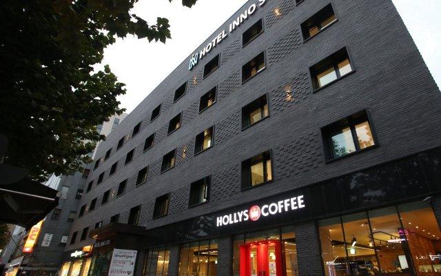 Отель Inno Stay Сеул вид на фасад