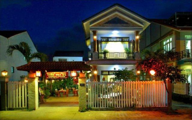 Отель Camellia Homestay вид на фасад