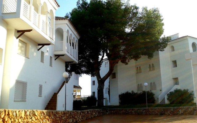 Отель PA Villa de Madrid Apartamentos Испания, Бланес - отзывы, цены и фото номеров - забронировать отель PA Villa de Madrid Apartamentos онлайн вид на фасад