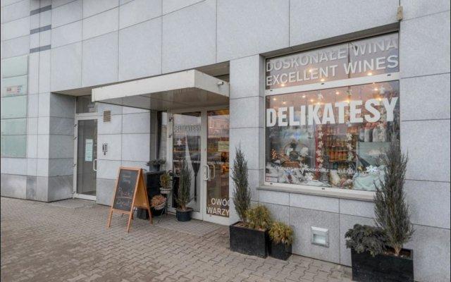 Отель P&O Apartments Slominskiego 7 Польша, Варшава - отзывы, цены и фото номеров - забронировать отель P&O Apartments Slominskiego 7 онлайн вид на фасад