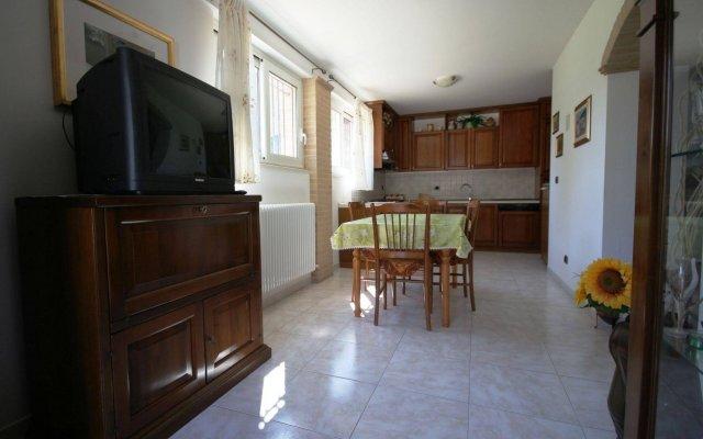 Отель Casa Gaia - Casa Gaia Монтефано комната для гостей