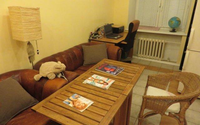 Гостиница Guest House Na Belorusskoy комната для гостей