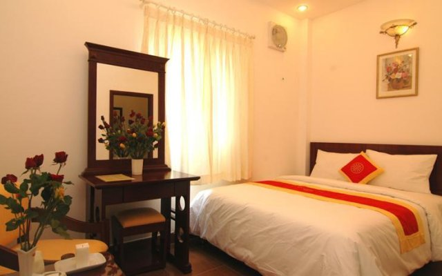 Lan Phuong Hotel комната для гостей