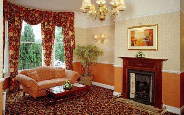 Отель Arundel House Hotel Великобритания, Кембридж - отзывы, цены и фото номеров - забронировать отель Arundel House Hotel онлайн интерьер отеля