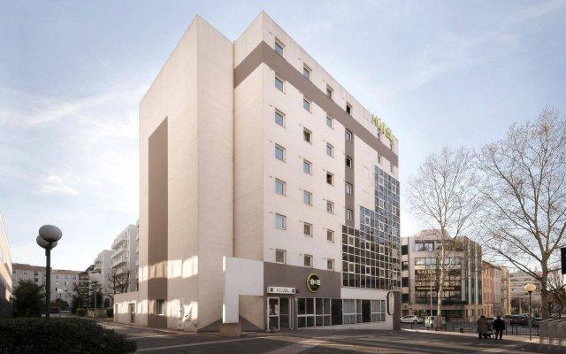 Отель B&B Hôtel LYON Centre Monplaisir Франция, Лион - отзывы, цены и фото номеров - забронировать отель B&B Hôtel LYON Centre Monplaisir онлайн вид на фасад