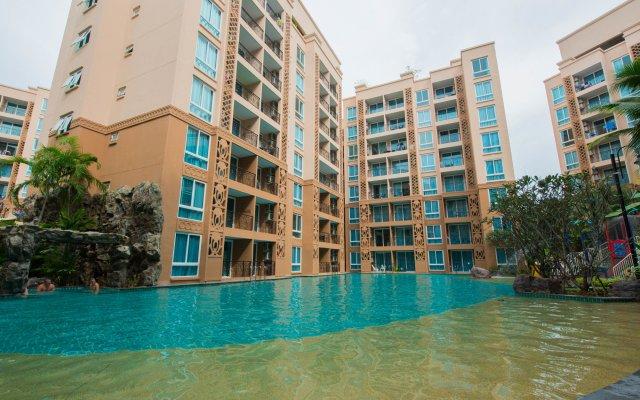 Отель Atlantis Pattaya High Service вид на фасад