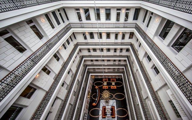 Prestige Hotel Budapest Будапешт вид на фасад