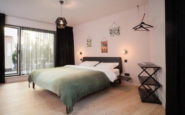 Отель B&B Lucy in the Sky Антверпен комната для гостей