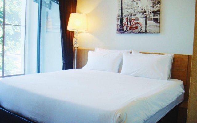 Отель Marigold Ramkhamhaeng Boutique Apartment Таиланд, Бангкок - отзывы, цены и фото номеров - забронировать отель Marigold Ramkhamhaeng Boutique Apartment онлайн комната для гостей