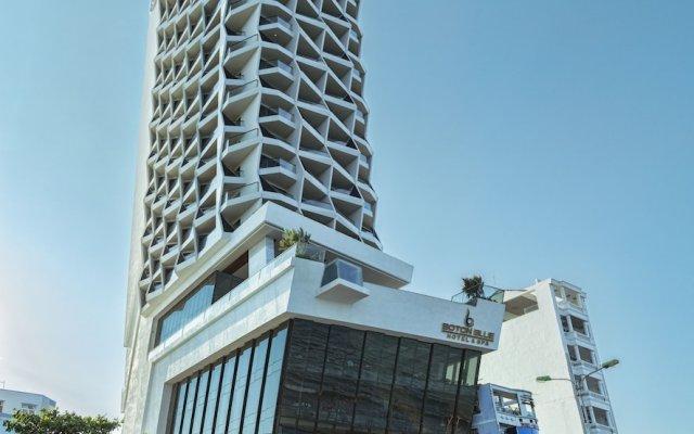 Boton Blue Hotel & Spa вид на фасад