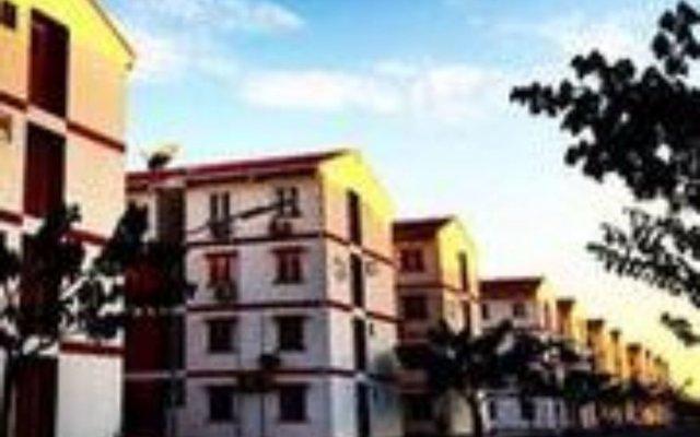 Отель Pine Lodge Мальдивы, Мале - отзывы, цены и фото номеров - забронировать отель Pine Lodge онлайн вид на фасад