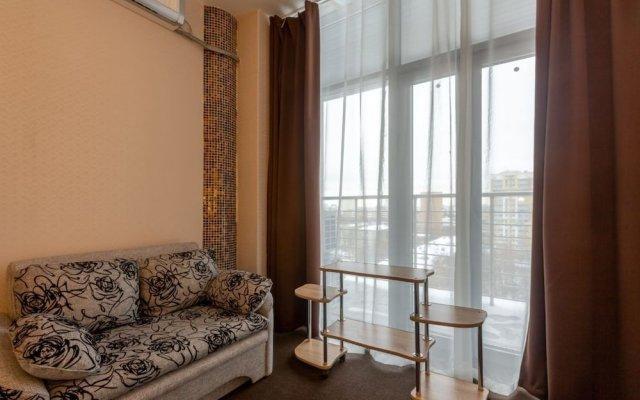 Апартаменты Ladomir Apartment Khromova комната для гостей