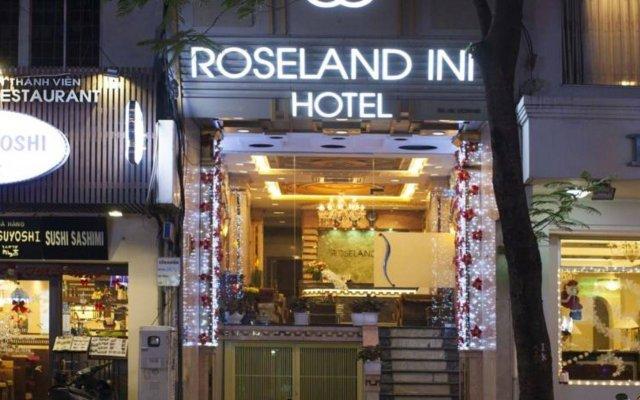 Roseland Inn Hotel вид на фасад