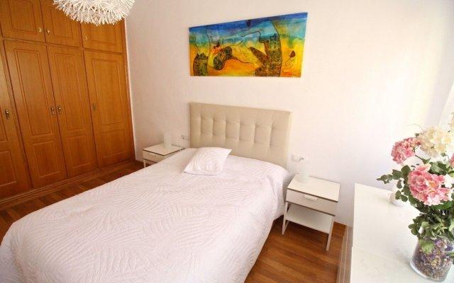 Отель Apartamento La Cúpula комната для гостей