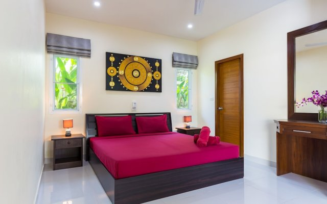 Отель Villa Nolan комната для гостей