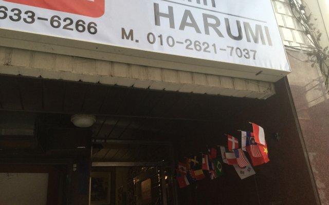 Отель Tourinn Harumi вид на фасад