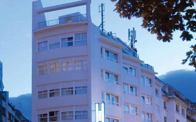 Отель Sercotel Codina Испания, Сан-Себастьян - отзывы, цены и фото номеров - забронировать отель Sercotel Codina онлайн вид на фасад