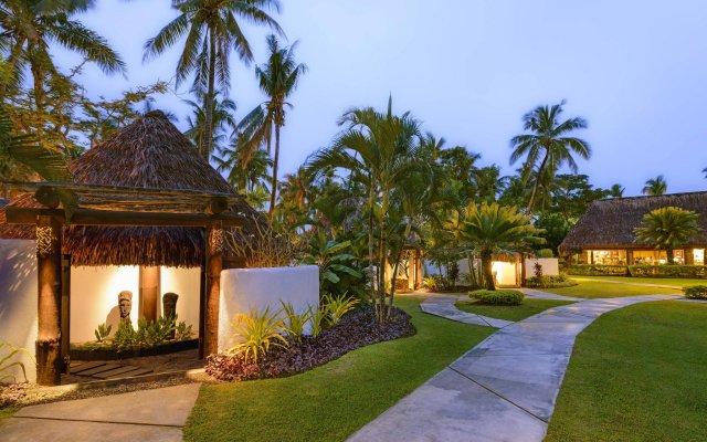 Отель The Westin Denarau Island Resort & Spa, Fiji вид на фасад