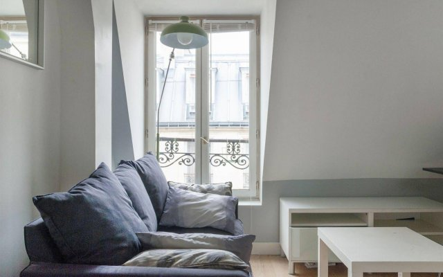 Апартаменты Apartment Paris Centre Marais Smartrenting Париж комната для гостей
