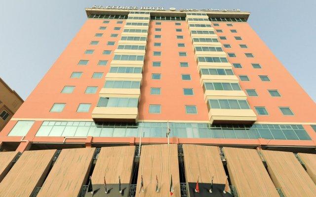 Отель St.George Hotel ОАЭ, Дубай - отзывы, цены и фото номеров - забронировать отель St.George Hotel онлайн вид на фасад