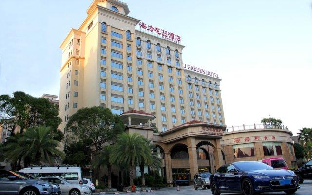 Haili Garden Hotel вид на фасад