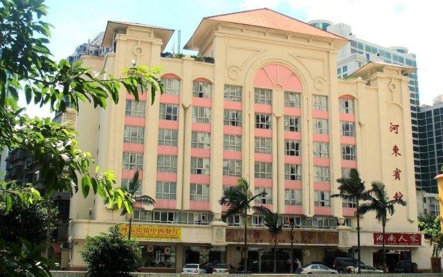 Отель Hedong Citycenter Hotel Китай, Шэньчжэнь - отзывы, цены и фото номеров - забронировать отель Hedong Citycenter Hotel онлайн вид на фасад