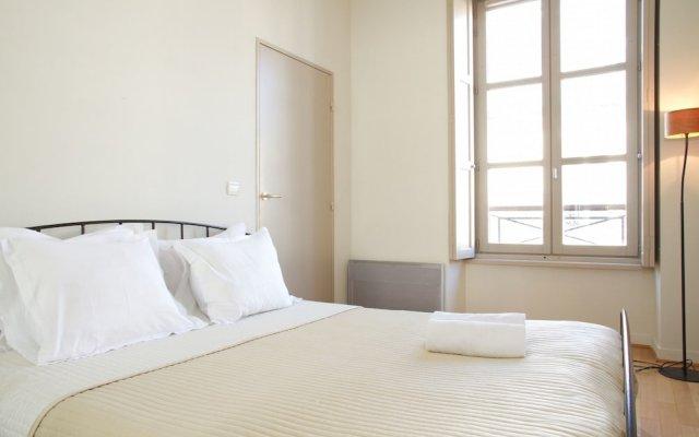 Апартаменты Opera - Grands Magasins Private Apartment комната для гостей