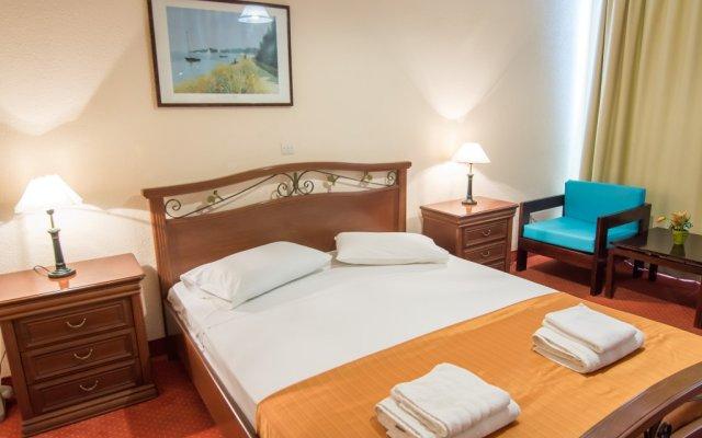 Отель Alexandros Hotel - All Inclusive Греция, Корфу - отзывы, цены и фото номеров - забронировать отель Alexandros Hotel - All Inclusive онлайн вид на фасад