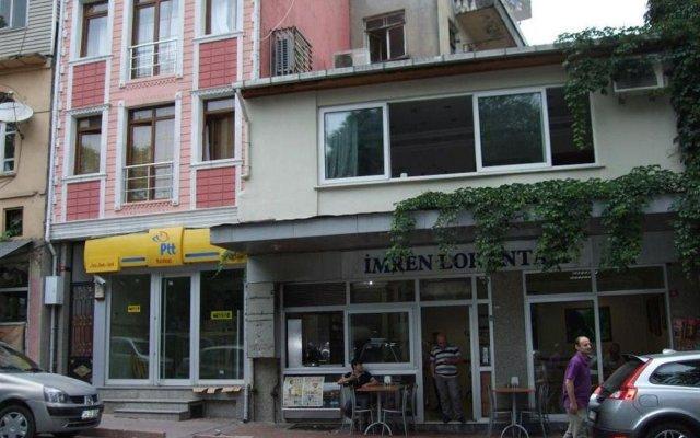 Caravan Palace Apart Турция, Стамбул - отзывы, цены и фото номеров - забронировать отель Caravan Palace Apart онлайн вид на фасад