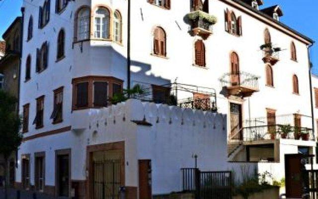 Отель Il Battente 1862 Больцано вид на фасад
