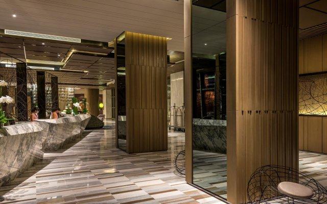 Отель InterContinental Nha Trang Вьетнам, Нячанг - 3 отзыва об отеле, цены и фото номеров - забронировать отель InterContinental Nha Trang онлайн вид на фасад
