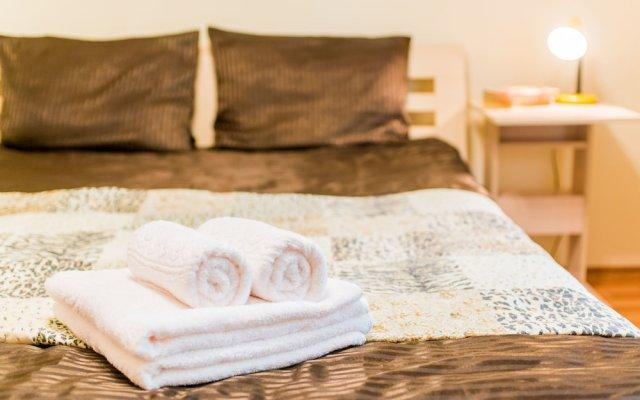 Отель Apart-Comfort on Lenina 23-2 Ярославль комната для гостей